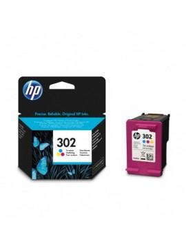 Tinta Original HP 302 Color