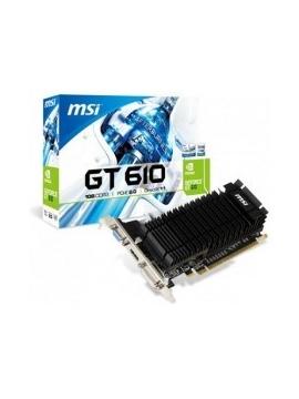 VGA GT210 SL 1024MB DDR3 PCIE MSI