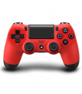 Mando SONY Ps4 Original Rojo
