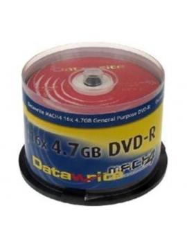 DVD-R Datawrite 16x tarrina 50U.