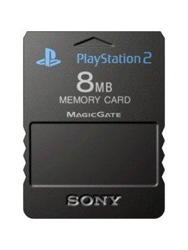 Memoria Ps2 Memory Card 128Mb