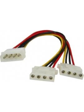 Cable duplicador corriente MOLEX