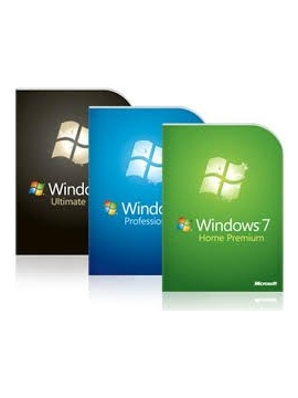 Microsoft Windows 7 64bits Home