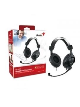 Auriculares Genius con Micro HS-505X