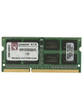 Memoria SODIMM 4Gb DDR3 1600Mhz Kingston