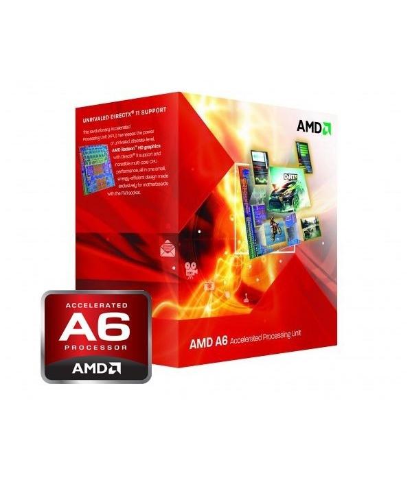 CPU AMD FX Series FX-6350 3.9Ghz 6X