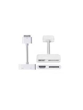 Cable Digital AV 30Pin HDMI Video Audio para Apple iPad 2 3 con Carga