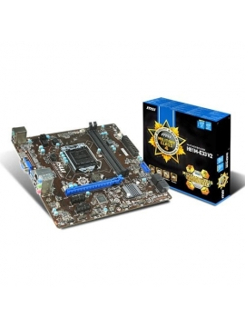Placa Base MSI H81M-E33 HDMI
