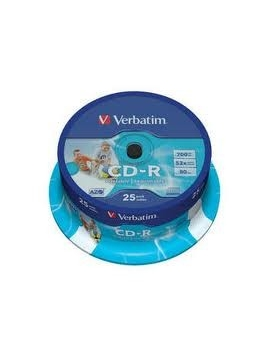 CD-R Verbatim 50U. Printables