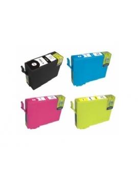 Tinta Epson Compatible T1302 Cyan