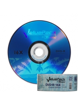 DVD-R Traxdata Tarrina 50Und.
