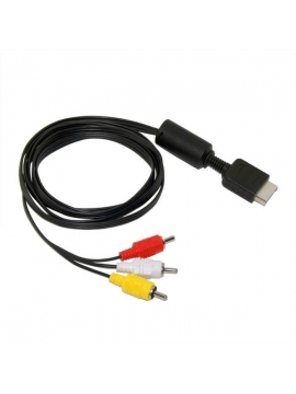 Cable AV Ps3/Ps2 Compatible