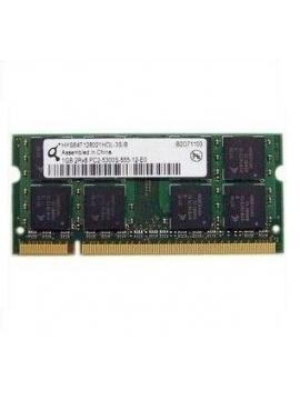 Memoria SODIMM 2Gb DDR2 667 (Usada)