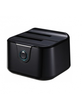 Docking TooQ HD 2.5 3.5 Sata a USB3.0 Doble