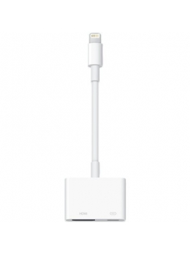 Cable Digital AV Lightning HDMI Video Audio para Apple iPad Iphone