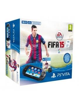 Consola Sony PSVITA WIFI + FIFA15 + 4Gb