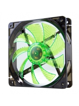 Ventilador Caja NOX Cool Fan 12Cm. Verde