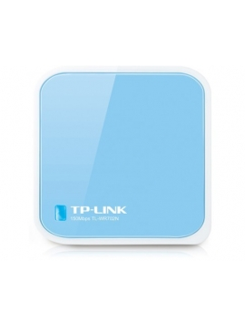 Router TP-Link TL-WR702N Wireless 150Mb N