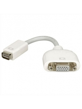 Adaptador Mini DVI A VGA