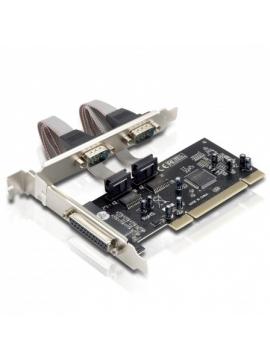 Tarjeta Controladora PCI 2 Puertos Serie 1 Paralelo Conceptronic