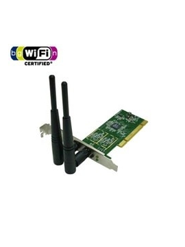 Wifi Lan PCI 300 M EDIMAX EW-7722IN