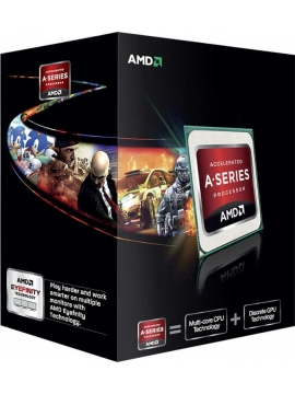 CPU AMD FM2+ A10-7850K 4X3.7GHZ/4MB BOX