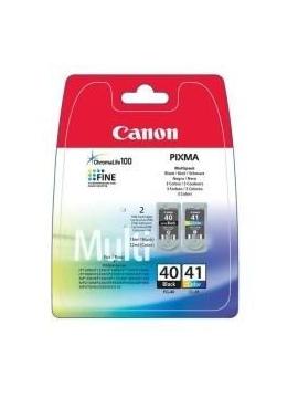 Tinta Original Canon Pack  545 - 546 Color y Negra