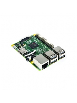 Mini PC Raspberry PI 2 Tipo B 1Gb + Caja Negra