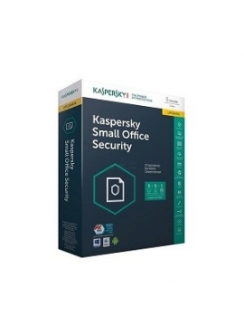 Antivirus Kaspersky Small Office Security 5Pcs+1Serv 1 año