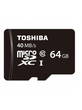 Micro SDHC Toshiba 64Gb UHS-I Pro 40Mb/s