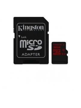 Micro SDHC Kingston 32Gb UHS-3  2k 4k