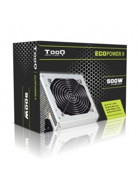 Fuente 500W TOOQ ECO Power II 75+