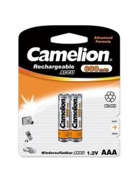 Pila Recargable Camelion 900mah AAA 1,2V