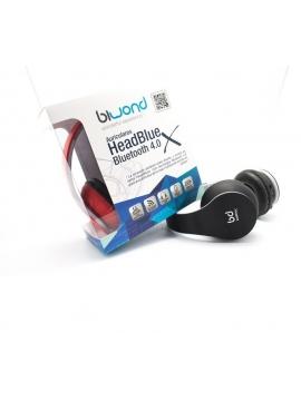 Auricular Bluetooth 4,0 HEADBLUEX BIWOND