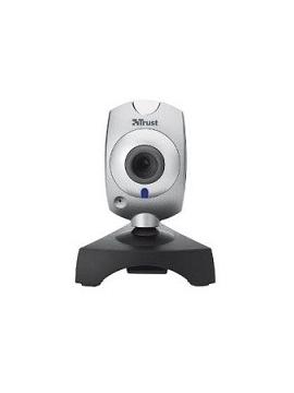 Web Cam Trust con Microfono 17405