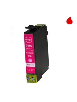 Tinta Epson Compatible T2993 Magenta