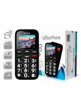 Telefono Movil SeniorPhone Mini S8 Biwond