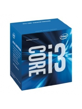 Cpu Intel Core 1151 I3 6100 2X3.7GHZ LGA 1151