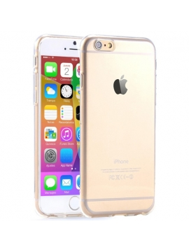 Funda Iphone 6/6s Compatible Silicona Transparente