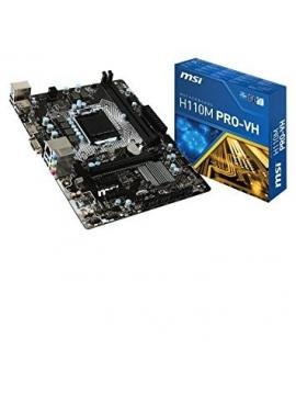 Placa Base MSI H110M PRO-VH