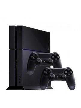 Sony  PS4 de 1TB + Dos Mandos Dualshock Negros