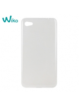 Funda Wiko Lenny 2 Compatible Silicona Transparente