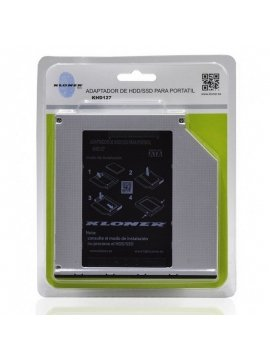 Adaptador SSD Bahia RW Portatil KHD127