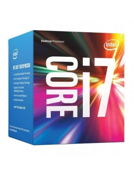 Cpu Intel Core 1151 i7 6700 Quad Core LGA 3.4 GHz