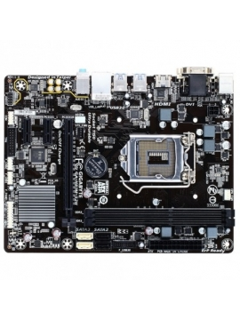 Placa Base GIGABYTE 1151 GA-B150M-DS3H