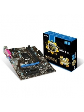 Placa Base MSI H81M-P32L