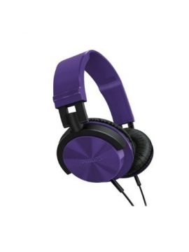 Auriculares Philips DJ SHL3060 1000mW Colores DJ-Style