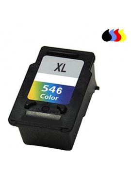 Tinta Compatible Canon CL-546 Color
