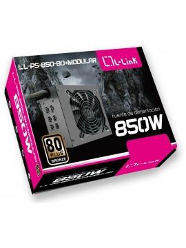 Fuente Atx 850W L-Link LL-PS850-80+ Modular