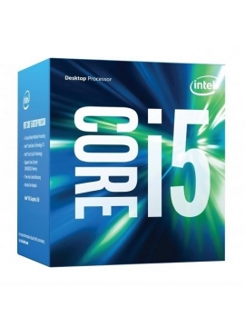 Cpu Intel Core 1151 i5 6600K 3.5Ghz